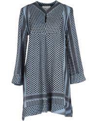 Cecilie Copenhagen - Short Dresses - Lyst