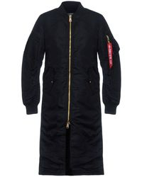 Alpha Industries - Synthetic Down Jackets - Lyst