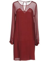 Boutique De La Femme - Short Dresses - Lyst