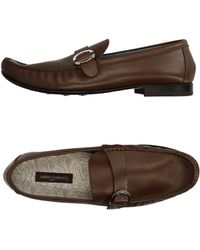 Alberto Guardiani - Mocasines - Lyst