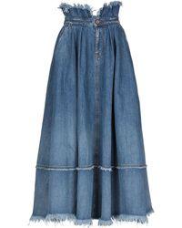 DIESEL - Gonna jeans - Lyst