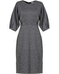 Filippa K Knee-length Dress - Gray
