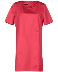 Kor@kor - Short Dress - Lyst