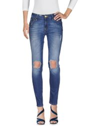 Don't Cry - Denim Pants - Lyst