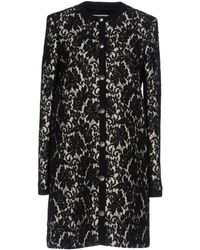 Fausto Puglisi - Layered Lace Coat - Lyst