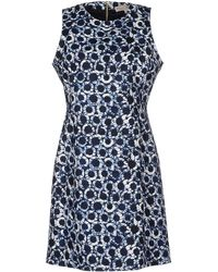 MICHAEL Michael Kors - Short Dress - Lyst