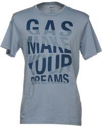 Gas | T-shirts | Lyst
