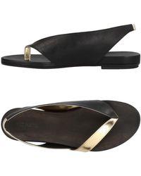 Vic Matié | Toe Strap Sandals | Lyst