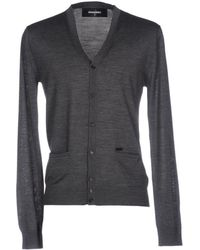 DSquared² - Cardigan - Lyst