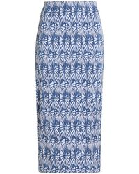 Wes Gordon - 3/4 Length Skirt - Lyst