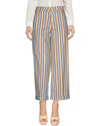 TROUSERS - 3/4-length trousers Boutique De La Femme DICtRo