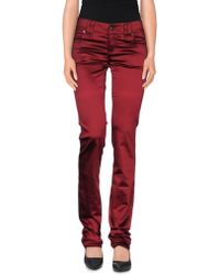 John Galliano - Casual Trousers - Lyst
