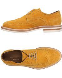 Montezemolo - Lace-up Shoes - Lyst