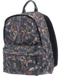ff1088ff00c1 Lyst - Roberto Cavalli Snake Print Backpack in Black for Men