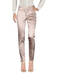 Caractere Casual Trousers - Natural