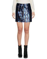 Custommade• - Mini Skirt - Lyst