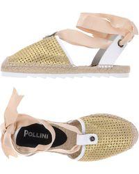 Pollini - Espadrilles - Lyst