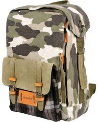 BAGS - Backpacks & Bum bags Diadora oshcj