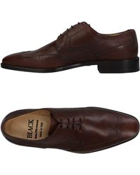 Saks Fifth Avenue - Lace-up Shoe - Lyst