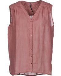 Manila Grace - Shirts - Lyst