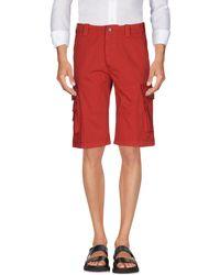 Bugatti - Bermuda Shorts - Lyst