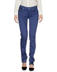 Ajay - Casual Pants - Lyst