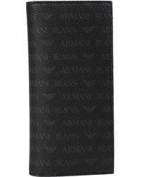 Armani Jeans - Wallet - Lyst