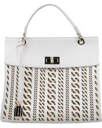 41bc02b279 Lyst - Versace Jeans Handbag in White