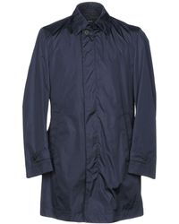 BOSS Black - Overcoats - Lyst