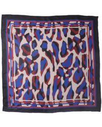 Caractere   Square Scarf   Lyst