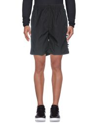 Undefeated - Bermuda Shorts - Lyst