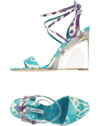Brian Atwood - Sandale - Lyst