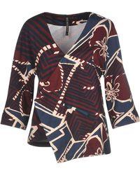 Manila Grace - Sweatshirt - Lyst