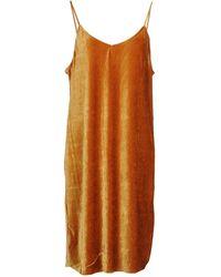Pieces - Short Dress - Lyst