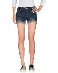 Rip Curl - Denim Shorts - Lyst