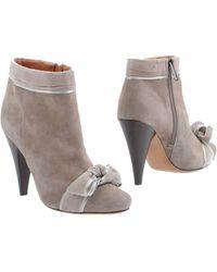 Mugnai - Ankle Boots - Lyst