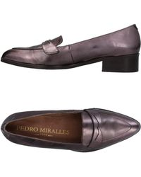 Pedro Miralles - Loafers - Lyst