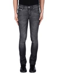 Care Label - Denim Trousers - Lyst