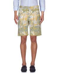 Replay - Bermuda Shorts - Lyst