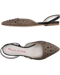 Manila Grace - Ballet Flats - Lyst