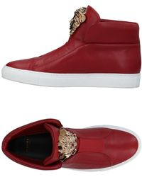 Versace - High-tops & Sneakers - Lyst