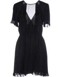 Just Cavalli - Short Dresses - Lyst