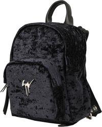 Giuseppe Zanotti Backpacks & Bum Bags