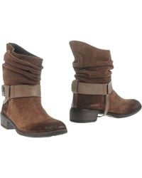 Leathland - Ankle Boots - Lyst