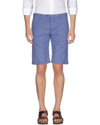Roberto Pepe - Bermuda Shorts - Lyst