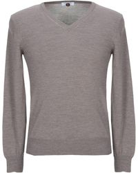 Heritage Pullover - Grigio