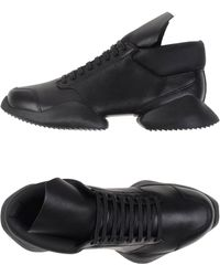 Rick Owens - Low-tops & Trainers - Lyst