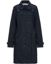 Annie P - Overcoat - Lyst