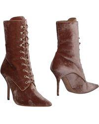 Alberta Ferretti - Ankle Boots - Lyst