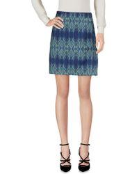 Georgia Hardinge - Knee Length Skirt - Lyst